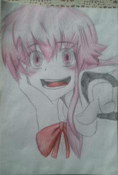 Yuno - W.I.P. by Bloody-Fire-Wolf