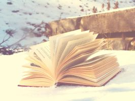 Books are living by Taychimono
