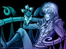 Jareth by Vanilleon