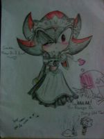 Maid Shadow ~ by OnixsTheDark