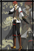[CLOSED] Male Masquerade Adopt Auction by xYorutenshi
