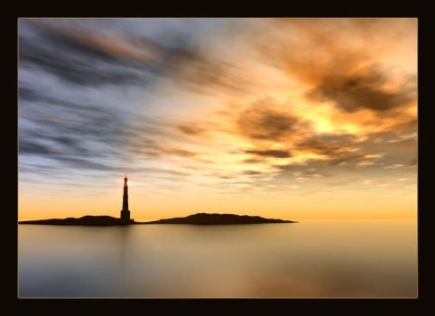 The Lighthouse by Hassan9
