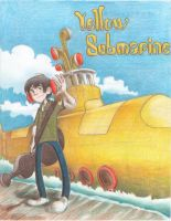 Boy A and the Yellow Submarine by thedodobirdsong