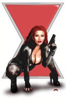 Black Widow by Dan-DeMille