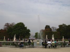 PARIS: Jardin des Tuileries 14 by beekay84