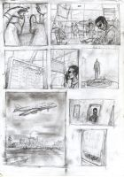 SilentHill Comic S.B. - page 1 by SilentIvo