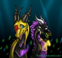 Feuriah's Rave by DragonCid