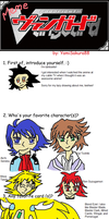 Cardfight!! Vanguard Meme by tanlisette