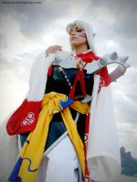 Youkai under the sky - Cosplay by Yukilefay