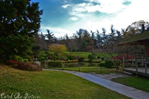 Chinese Garden 2 by CatchMePictures