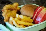 Happy Meal Bento by Demi-Plum