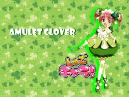 amulet clover wallpaer by mindycarle250