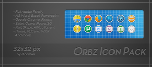 Orbz Icon Pack by etcoman