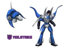 Veilstrike by bluesoru
