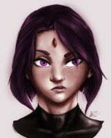 Raven style practice by MegS-ILS