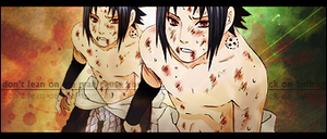 Sasuke - Pain by CrazyCottonCandy