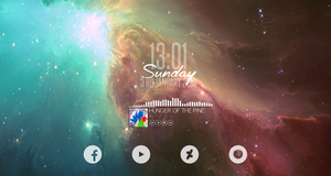 WhiteIcons for Rainmeter by Awiray