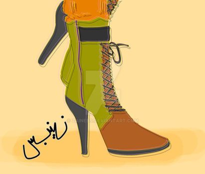 Boots by ZainebS