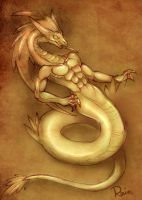 King of snakes by Static-ghost