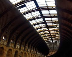 York Railway Station by Son-of-Incogneato