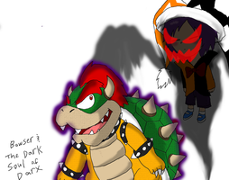 Vs. Bowser and the Dark Soul of Darx by Rotommowtom