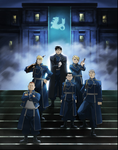 FMA Roy Mustang's crew by thefinalexpert