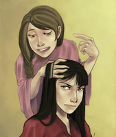 ATLA: Makeover time by kahel