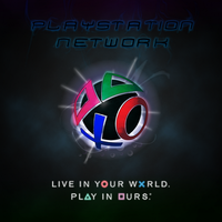 Playstation Network by TommyMann