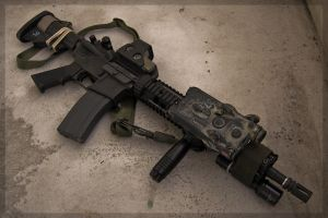 CAG's M4 MRE by Epoque
