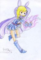 Fionna the wizard? by Franny-draws-shit
