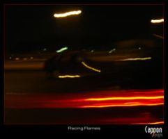 Street Racing Flames by capoon52