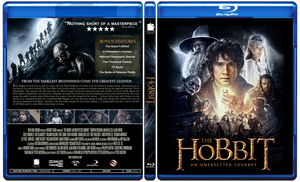 The Hobbit Blu-Ray by Staxit
