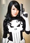 Lady Punisher Up Close and Personal by VampBeauty