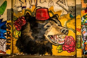 Baerenquell Brewery - Ali the Berlin Bear by MakisWorld