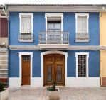 Blue House by tortagel