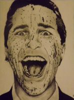 American psycho by RomiaNyan
