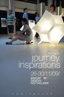 Poster for Designcube Journey by kn33cow