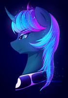 Your Sparkly Princess by Submerged08