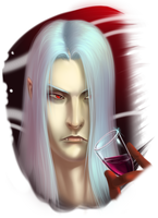 The Vampire Adonis by AuldBlue