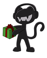 Monstercat Gift by petirep
