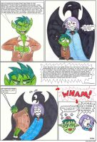 Ask Beast Boy by timnomonin