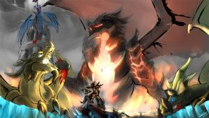 Deathwing's victory by just1ce1