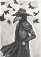 Plague Doctor by Cam1ra