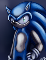 ONEHOURSONIC-Sonic by Saphfire321