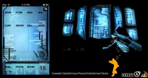 HL2 Combine iPod touch theme by ThunderBreak