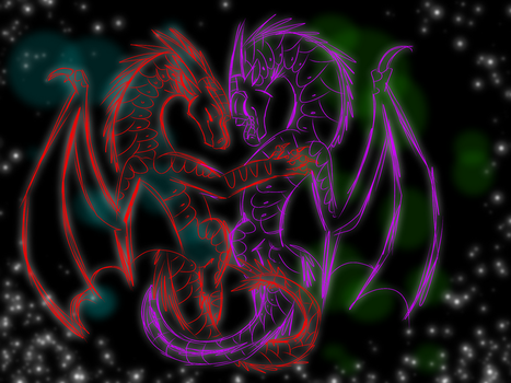 Hold Me in Your Embrace by Haasiophis-Sahel