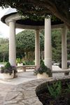 Garden Gazebo by CloakofStars