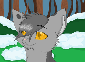 Greystripe by Nyxie-QM