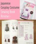 Japanese Cosplay Costume Sewing Book Review by Rin-SewinLove