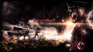 Rise Of Zombie by alif32